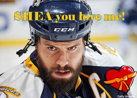 February 2014 – Hockey Valentines Day Cards